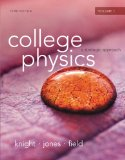 College Physics A Strategic Approach Volume 1 (Chs. 1-16) 3rd 2015 edition cover