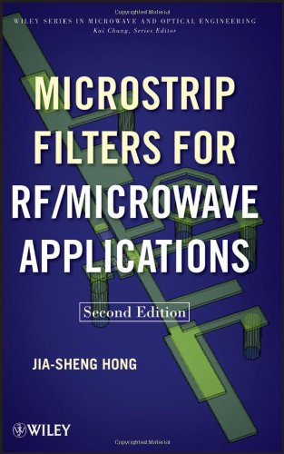 Microstrip Filters for RF/Microwave Applications  2nd 2010 edition cover