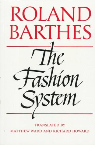 Fashion System  N/A edition cover