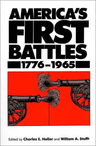 America's First Battles, 1776-1965   1986 edition cover
