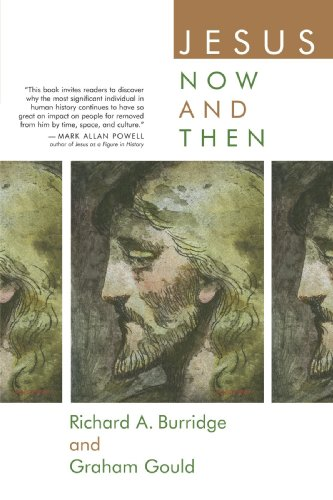 Jesus Now and Then  2004 edition cover