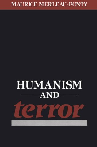Humanism and Terror : An Essay on the Communist Problem  1990 edition cover