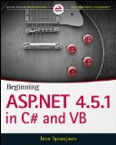 Beginning ASP. NET 4. 5. 1 In C# and Vb  2014 edition cover