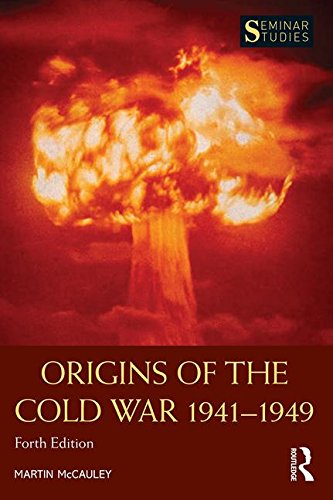 Origins of the Cold War 1941-1949  4th 2016 (Revised) 9781138943773 Front Cover