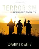 Terrorism and Homeland Security:   2016 9781305633773 Front Cover