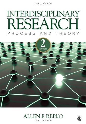 Interdisciplinary Research Process and Theory 2nd 2012 edition cover