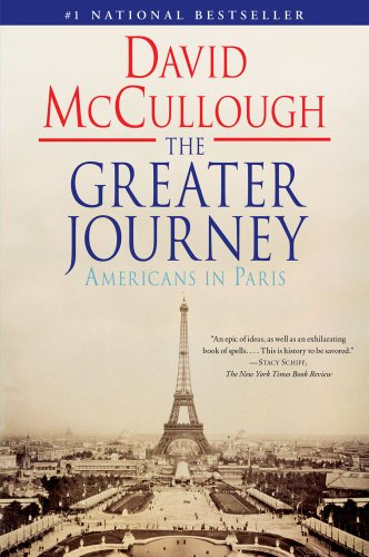 Greater Journey Americans in Paris  2011 edition cover