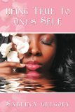 Being True to One's Self   2009 edition cover
