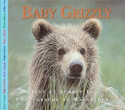 Baby Grizzly   2006 9781550415773 Front Cover