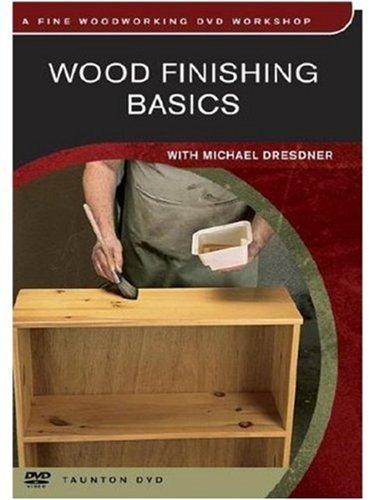 Wood Finishing Basics:  2004 edition cover