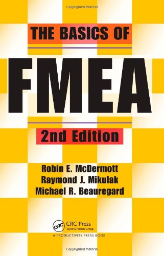 Basics of FMEA  2nd 2008 (Revised) edition cover