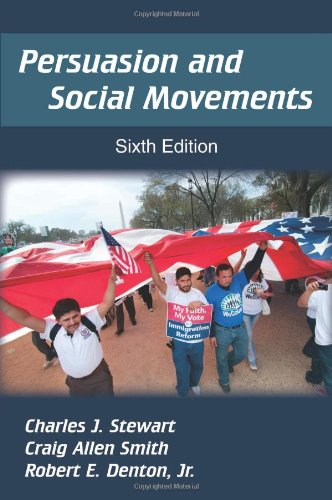 Persuasion and Social Movements  6th edition cover