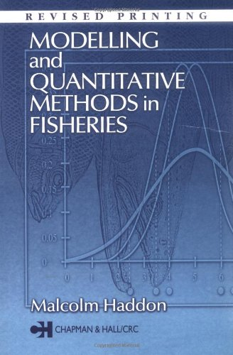 Modelling and Quantitative Methods in Fisheries   2001 9781584881773 Front Cover