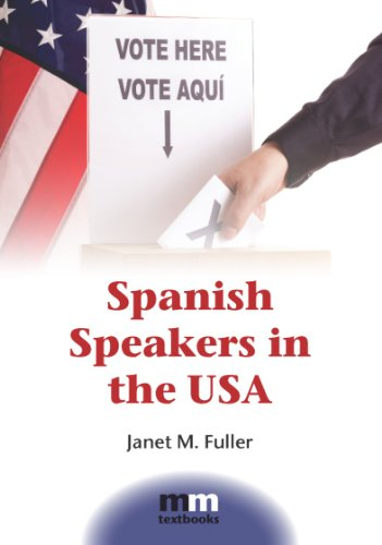 Spanish Speakers in the USA   2013 edition cover