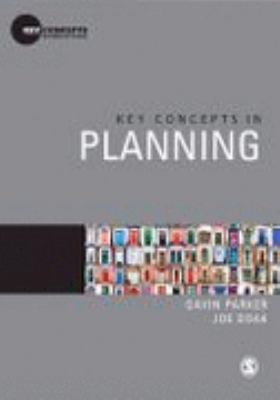 Key Concepts in Planning   2012 edition cover