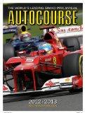 Autocourse 2012-2013: The World's Leading Grand Prix Annual  2013 edition cover