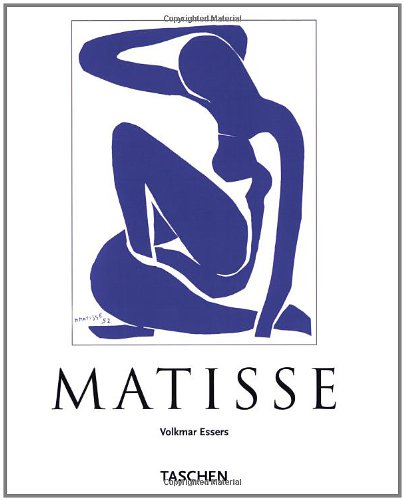 Matisse   2002 edition cover
