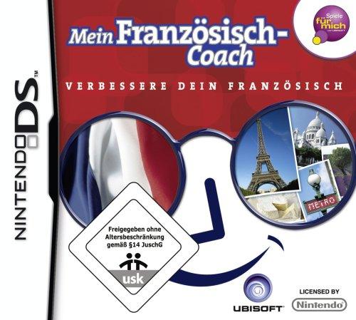 Mein Französisch Coach - Verbessere dein Französisch Nintendo DS artwork
