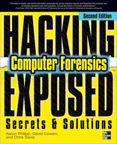 Computer Forensics Secrets and Solutions 2nd 2010 edition cover