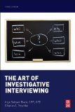 Art of Investigative Interviewing  3rd 2014 edition cover
