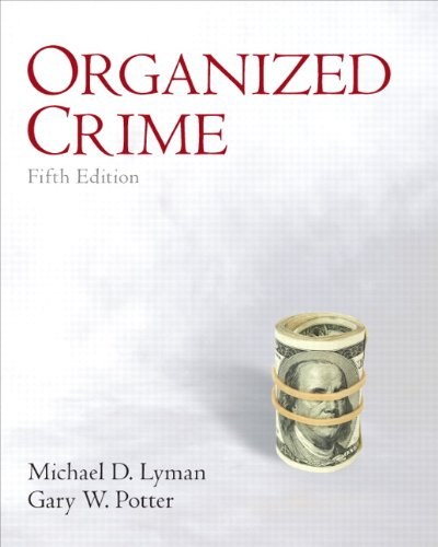 Organized Crime  5th 2011 (Revised) edition cover
