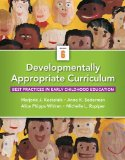 Developmentally Appropriate Curriculum: Best Practices in Early Childhood Education  2014 9780133351774 Front Cover
