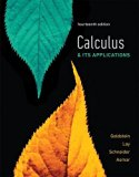 Calculus & Its Applications:   2017 9780134437774 Front Cover