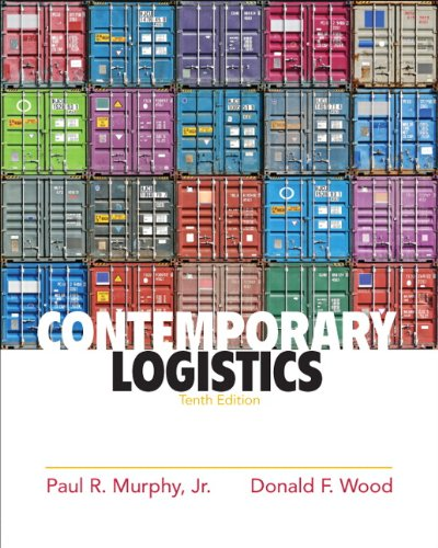 Contemporary Logistics  10th 2011 (Revised) edition cover