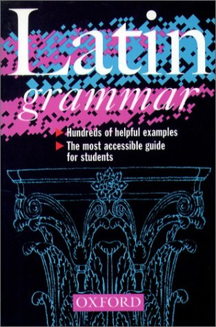 Latin Grammar   1999 edition cover