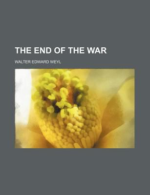 End of the War  N/A edition cover