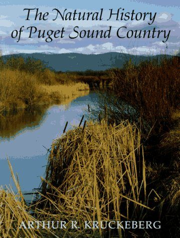 Natural History of Puget Sound Country  Reprint  edition cover