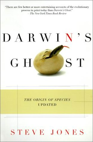 Darwin's Ghost The Origin of Species Updated  2001 (Reprint) edition cover
