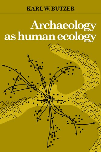 Archaeology as Human Ecology Methods and Theory for a Contextual Approach  1982 9780521288774 Front Cover