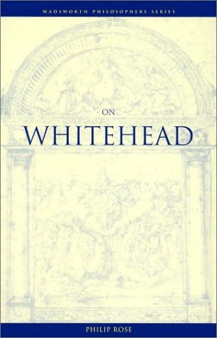 On Whitehead   2002 9780534583774 Front Cover