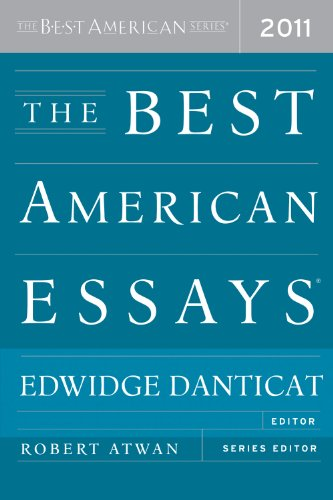 Best American Essays 2011  N/A edition cover