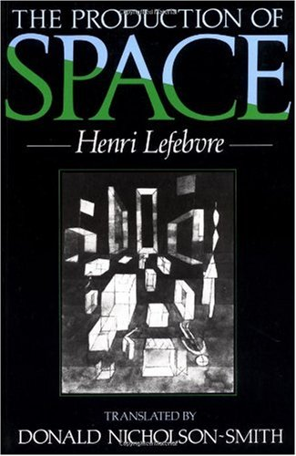 Production of Space   1991 9780631181774 Front Cover