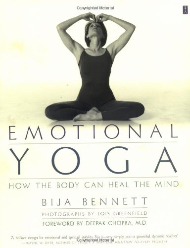 Emotional Yoga How the Body Can Heal the Mind  2002 edition cover