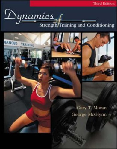 Dynamics of Strength Training  3rd 2001 (Revised) edition cover