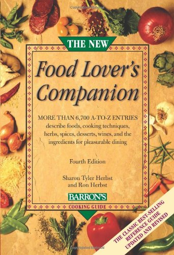 New Food Lover's Companion  4th 2007 (Revised) edition cover