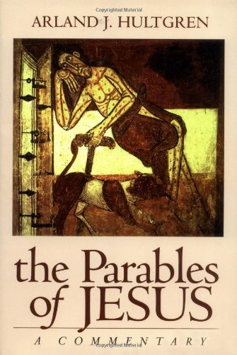 Parables of Jesus A Commentary  2002 edition cover