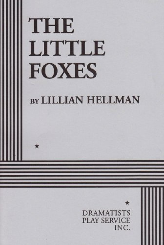 Little Foxes  N/A edition cover