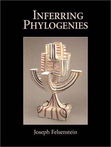 Inferring Phylogenies   2002 edition cover