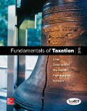 Fundamentals of Taxation 2016 + Taxact Cd-rom:   2015 9781259812774 Front Cover