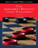 Using Assessment Results for Career Development  9th 2016 edition cover