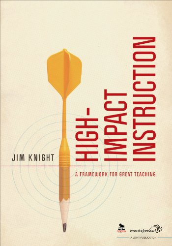 High-Impact Instruction A Framework for Great Teaching  2013 edition cover