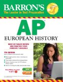AP European History  7th 2014 (Revised) edition cover