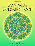 Mandalas Coloring Book  N/A 9781491018774 Front Cover