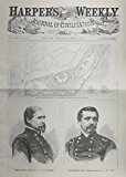 Harper's Weekly April 2 1864  N/A 9781557097774 Front Cover