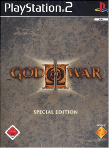 God of War II - Special Edition PlayStation2 artwork