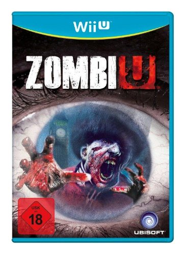Zombie U Nintendo Wii U artwork